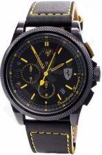 SCUDERIA FERRARI FORMULA ITALIA vyriškas laikrodis-chronometras  830274