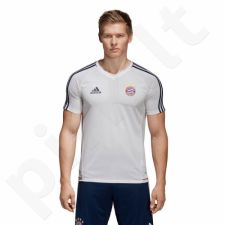 Marškinėliai futbolui adidas Bayern Monachium M BQ4593