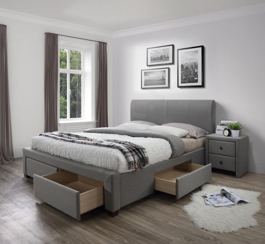 Bed 140 Cm.Lova Modena 140 Cm
