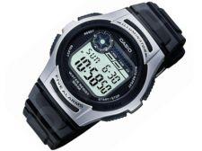 Casio Collection W-213-1AVES vyriškas laikrodis-chronometras