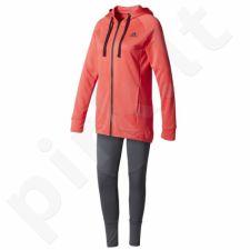 Sportinis kostiumas  Adidas Hoody & Tight Tracksuit W BK4675