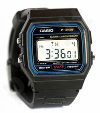 Laikrodis Casio F-91W