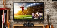 LG 22MT58DF Monitorius su TV imtuvu