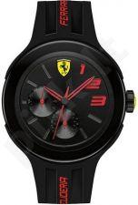 Laikrodis SCUDERIA FERRARI FXX vyriškas  830223