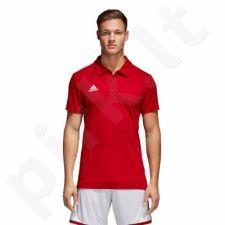 Marškinėliai futbolui adidas Core 18 M CV3591