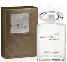 Salvatore Ferragamo Incanto, tualetinis vanduo (EDT) vyrams, 100 ml