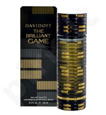 Davidoff The Brilliant Game, tualetinis vanduo vyrams, 100ml