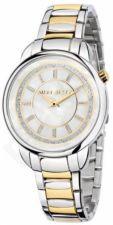 Moteriškas laikrodis MISS SIXTY 2H White Gold Tone 753139504