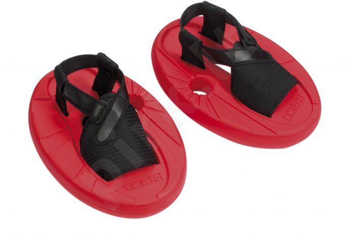 Aqua fitneso įrankis AQUA TWIN 9658 S 36-41 red
