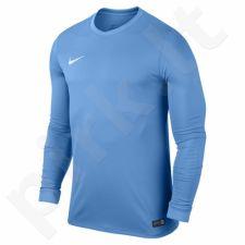 Marškinėliai futbolui Nike Park VI LS M 725884-412