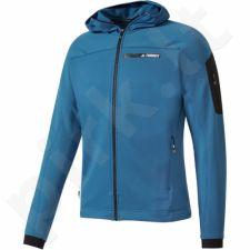 Bliuzonas treniruotėms  Adidas Terrex Stockhorn Fleece Hooded Jacket M B47237