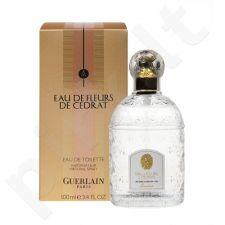 Guerlain Eau de Fleurs de Cedrat, tualetinis vanduo (EDT) moterims, 100 ml