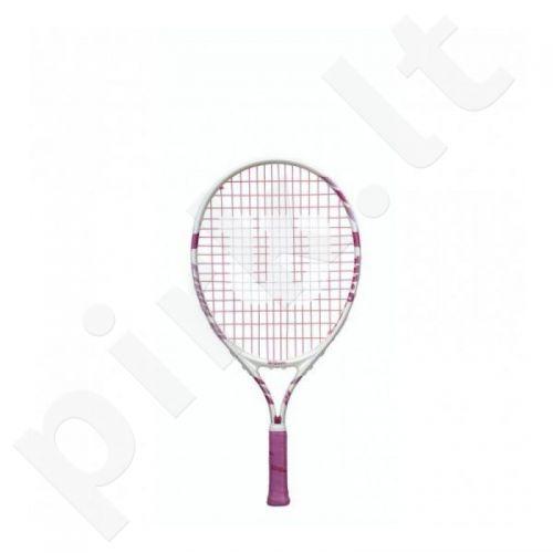 Teniso raketė vaikams Wilson Envy Pink 21