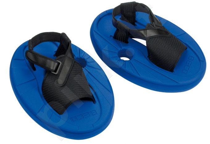 Aqua fitneso įrankis AQUA TWIN 9658 L 42-46 blue