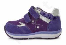 D.D. step violetiniai batai 22-27 d. da031316b