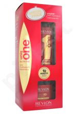 Revlon Uniq One Duo Kit rinkinys moterims, (150ml Uniq One + 300ml Uniq One Superior plaukų kaukė)