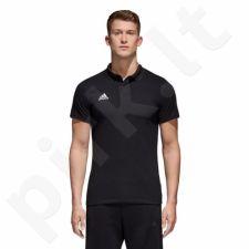 Marškinėliai futbolui adidas Condivo 18 CO Polo M BQ6565