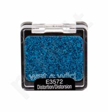 Wet n Wild Color Icon, Glitter Single, akių šešėliai moterims, 1,4g, (Distortion)