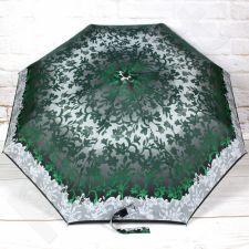 DOPPLER PA81 žalias skėtis sudedamas automatinis