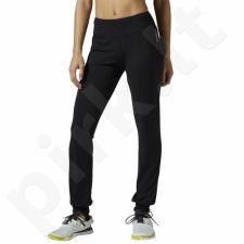 Sportinės kelnės Reebok Workout Ready Slim Pant W AJ3511