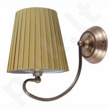 Sieninis šviestuvas Candellux 175-21-33963 iš kolekcijos Mozart
