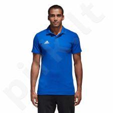 Marškinėliai futbolui adidas Condivo 18 CO Polo M CF4375