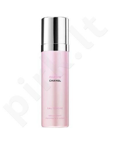 Chanel Chance Eau Tendre, dezodorantas moterims, 100ml