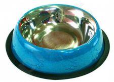 Dubenėlis Metalinis mėlynas 16cm