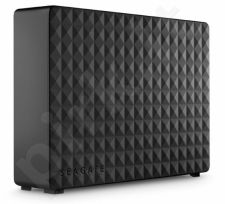 Išorinis diskas Seagate Expansion 3.5',' 4TB USB3, Juodas
