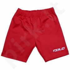 Apatiniai šortai COLO Under Junior raudona