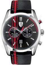 SCUDERIA FERRARI D50 vyriškas laikrodis-chronometras  830177
