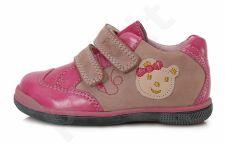 D.D. step rožiniai batai 22-27 d. da031312
