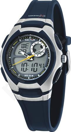 Laikrodis Sector   STREET 1/100 second. chronografasgrafas. 5 ATM