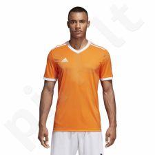 Marškinėliai futbolui adidas Tabela 18 M CE8942