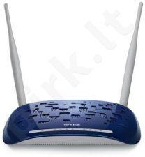 TP-Link TD-W8960N ADSL, Wireless 802.11n/300Mbps Router 4xLAN, 1xWAN Annex A