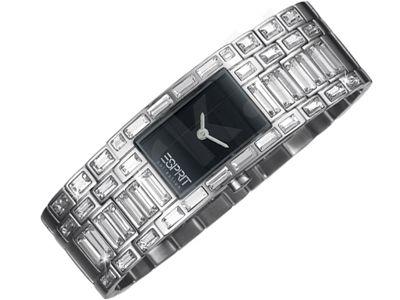 Esprit EL900262003 H-Iocony Silver Black moteriškas laikrodis