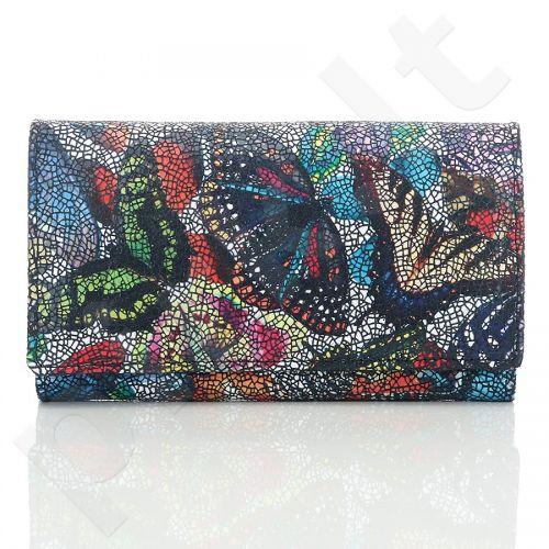 PAOLO PERUZZI ekskliuzyvinė odinė piniginė moterims  GA109