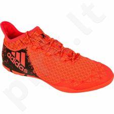 Futbolo bateliai Adidas  X 16.1 Court IN M S31920