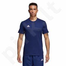 Marškinėliai futbolui adidas Core 18 Tee M CV3981