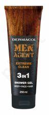 Dermacol Men Agent, Extreme Clean, dušo želė vyrams, 250ml
