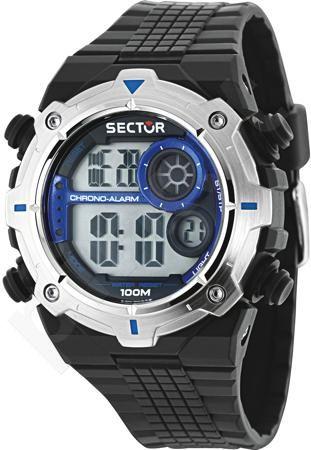 Laikrodis Sector   STREET 1/100 second. chronografasgrafas.