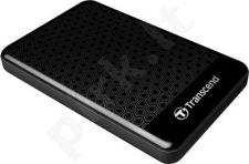 Išorinis diskas Transcend 25A3 2.5'' 1TB USB3, Atsparus kritimams