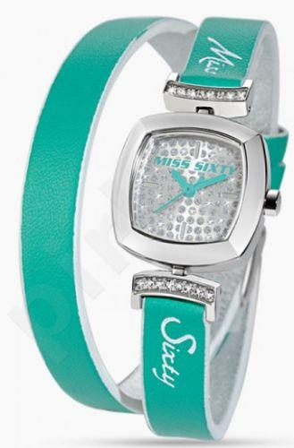 Moteriškas kvarcinis laikrodis MISS SIXTY  CUTE