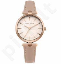 Moteriškas laikrodis Karen Millen KM153CRG