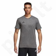 Marškinėliai futbolui adidas Core 18 Tee M CV3983