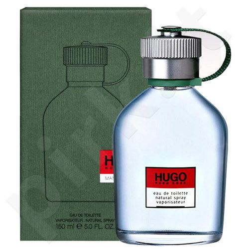 Hugo Boss Hugo, EDT vyrams, 125ml