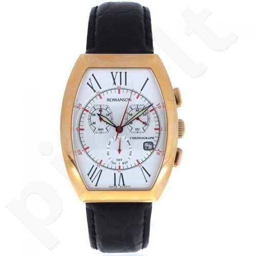 Vyriškas laikrodis Romanson TL4137HMRWH