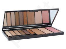 Makeup Revolution London Euphoria paletė Bronzinė, kosmetika moterims, 18g, (Bronzed)