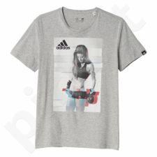 Marškinėliai Adidas Female Athlete M AY7202
