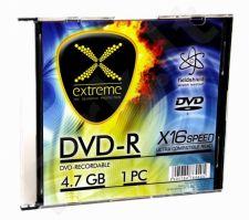 DVD-R Extreme [ slim jewel case 1 | 4.7GB | 16x ]